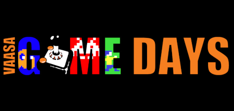 Vaasa Game Days (VGD) is the biggest gaming event in the Osthrobothnia region. It will be held at the University of Vaasa on Wednesday and Thursday, 28 - 29 November 2018. The event is free of charge for all visitors, and is open on both the days between 12:00 - 20:00.