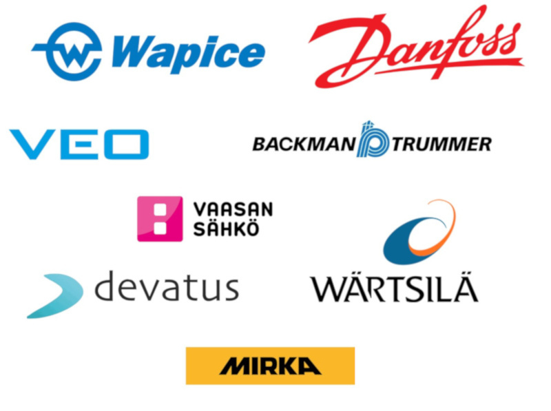 Digitalisation Academy Partner Companies